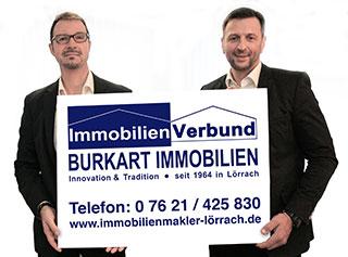 Immobilienmakler Lörrach _ BURKART Immobilien GmbH
