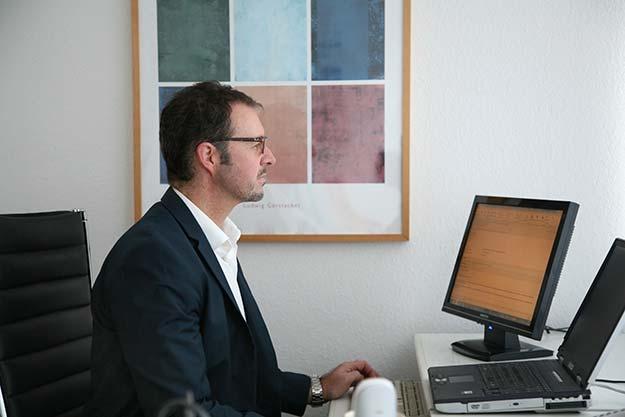 Christopher Lindermer - Immobilienvermittler und Makler aus Lörrach