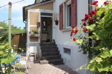 ++VERKAUFT++ Reihen-Eckhaus (Köchlinhaus) in zentraler und ruhiger Lage von Lörrach, 79539 Lörrach, Reiheneckhaus