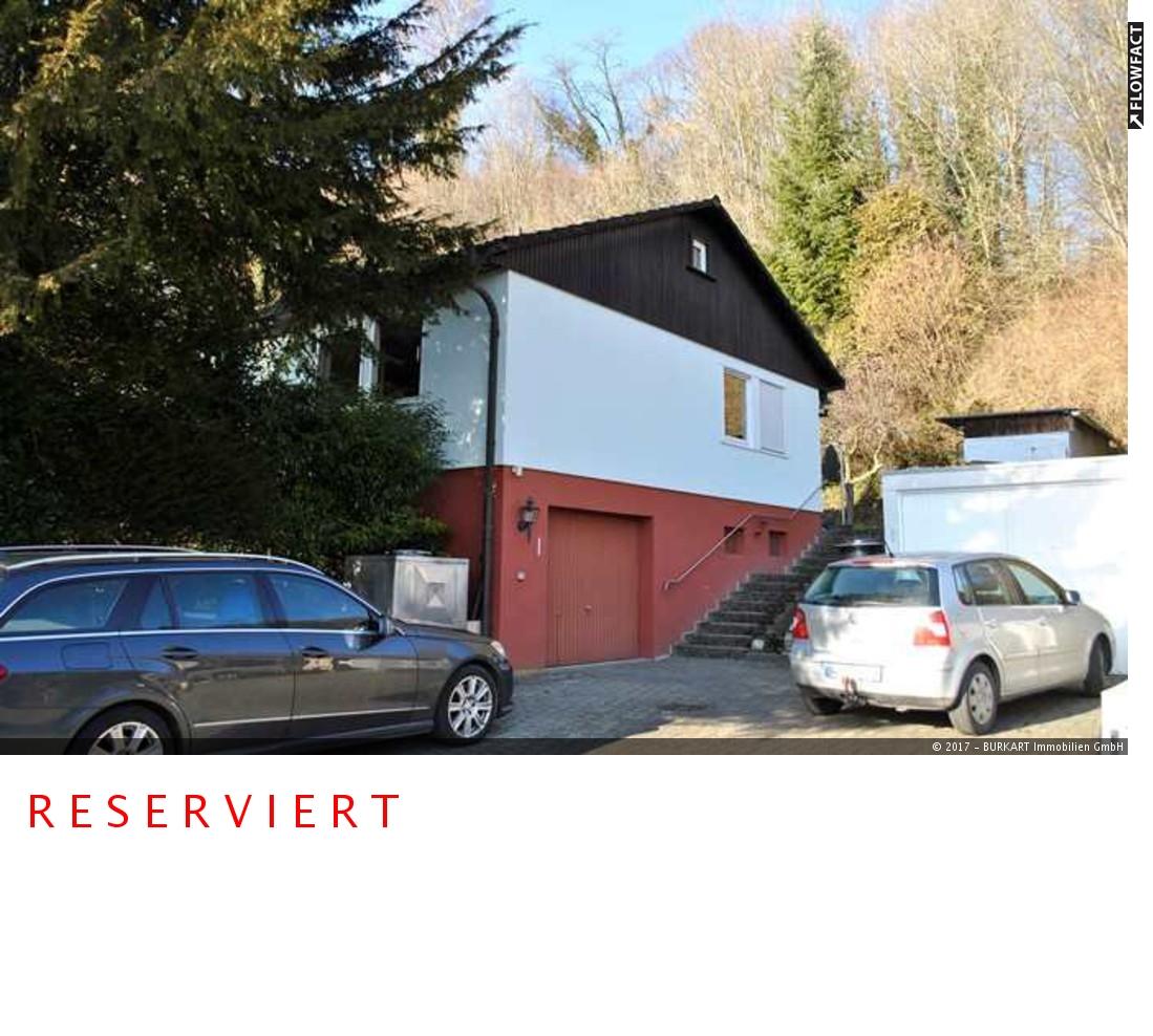 ++RESERVIERT++   Freistehendes Einfamilienhaus (Bungalow) mit schönem Grundstück in Grenzach-Wyhlen, 79639 Grenzach-Wyhlen, Bungalow