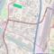 ++VERKAUFT++ Gepflegte 4-Zi.-Wohnung in grenznaher Lage von Weil am Rhein - Umgebungsplan