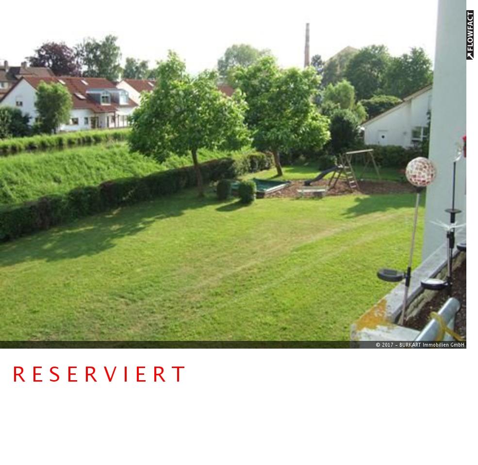 """++VERKAUFT++    3-Zi.-Eigentumswohnung mit """"Blick ins Grüne"""" in Lörrach-Haagen, 79541 Lörrach-Haagen, Etagenwohnung"""