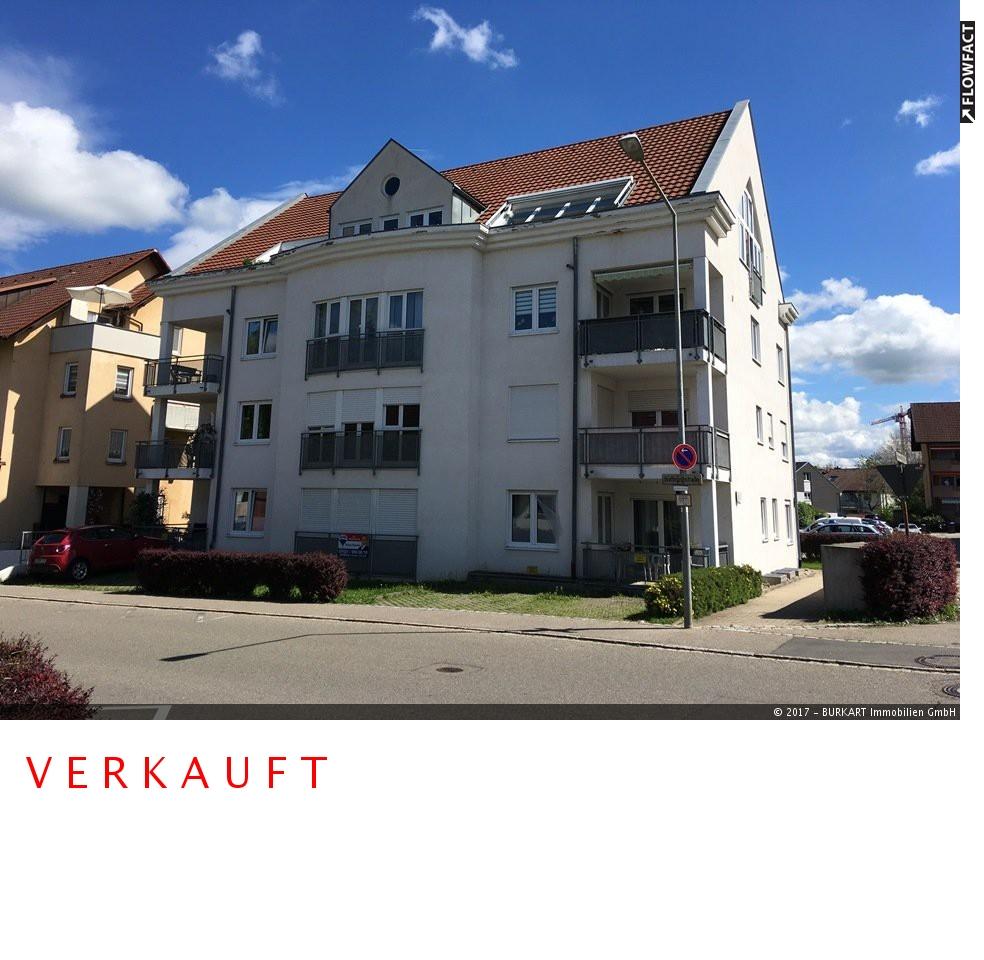 ++VERKAUFT++   3-Zi.-Maisonette-Wohnung mit 2 Balkonen in Lörrach (Brombach), 79541 Lörrach (Brombach), Maisonettewohnung