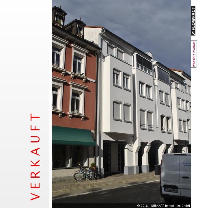 ++VERKAUFT++    2-Zi.-Eigentumswohnung in zentraler Lage von Rheinfelden, 79618 Rheinfelden, Etagenwohnung