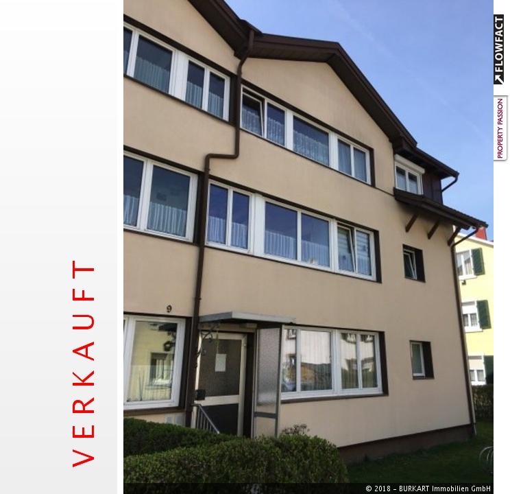 ++VERKAUFT++   3x 3-Zi.-Wohnungen im Paket in Lörrach (Hauingen), 79541 Lörrach (Hauingen), Etagenwohnung