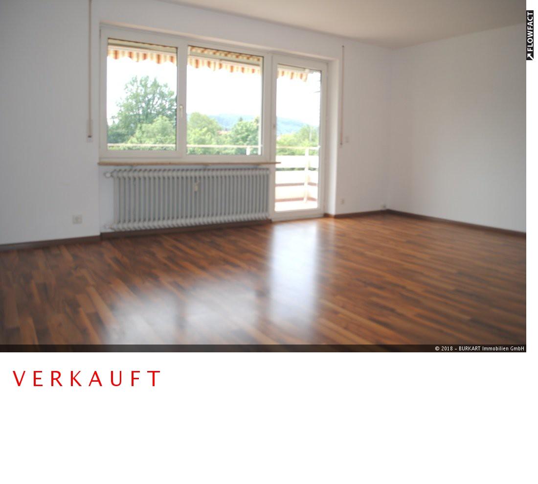 ++VERKAUFT++  Große 4-Zi. Wohnung mit Balkon im 1. OG in LÖ-Hauingen – SOFORT FREI-, 79541 Lörrach (Hauingen), Etagenwohnung