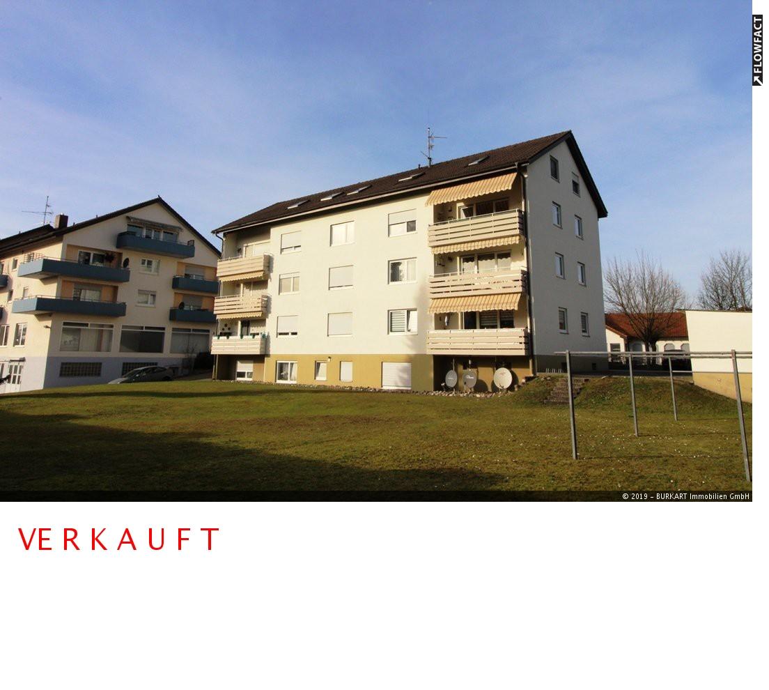 ++VERKAUFT++  Helle 3-Zi. Wohnung mit Balkon im 1. OG in LÖ-Hauingen, 79541 Lörrach (Hauingen), Etagenwohnung