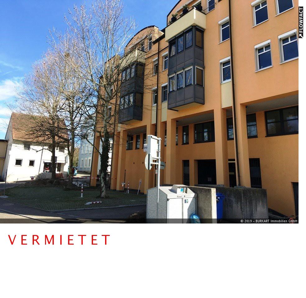 ++VERMIETET++    2-Zi.-Wohnung in Citylage von Lörrach, 79539 Lörrach, Etagenwohnung
