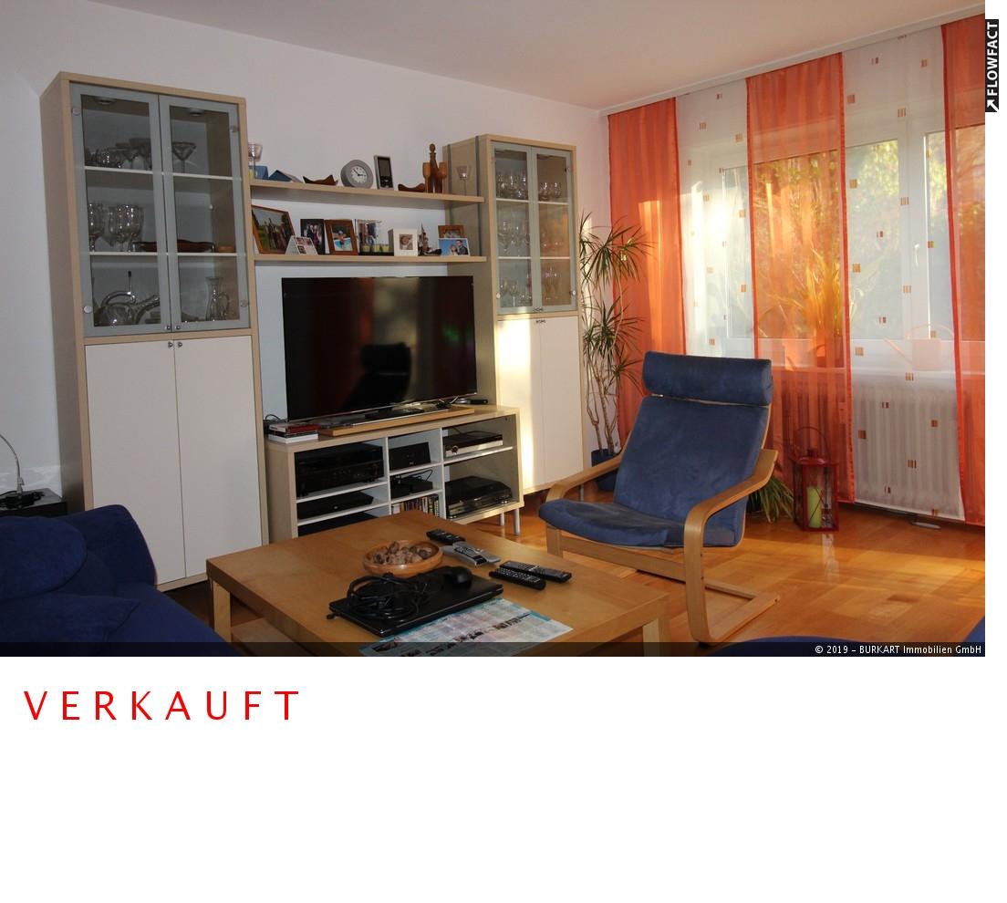 ++VERKAUFT++  Gepflegte 3-Zi.-Wohnung plus Terrasse in kleiner Wohneinheit, 79540 Lörrach, Etagenwohnung